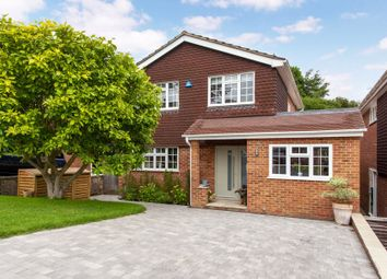 Thumbnail 4 bed detached house for sale in Barnards Hill, Marlow, Buckinghamshire