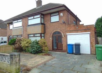 Thumbnail 3 bed semi-detached house for sale in Sandy Lane, Warrington, Cheshire