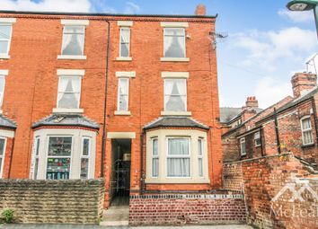 Thumbnail 4 bed end terrace house for sale in Fisher Street, Nottingham