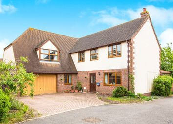 Thumbnail 5 bed detached house for sale in Morris Close, Buckden, St. Neots