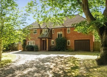 Thumbnail 4 bed detached house to rent in The Fairway, Godalming