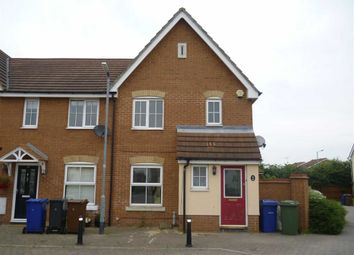 Thumbnail 3 bed end terrace house to rent in Hill House Drive, Chadwell St. Mary, Grays