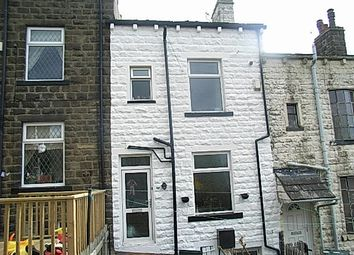 Thumbnail 2 bed terraced house to rent in Ilkley Road, Riddlesden, Keighley