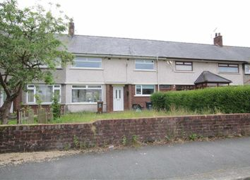 Thumbnail 3 bed terraced house to rent in Bryn Garth, Penyffordd, Holywell