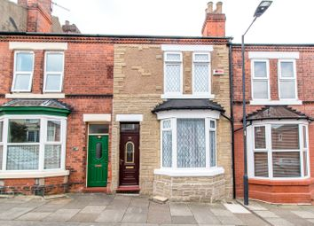 Thumbnail 3 bed terraced house for sale in Victoria Road, Doncaster