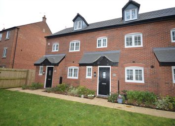 Thumbnail 3 bed town house for sale in Delamere Court, Delamere Avenue, Eastham, Wirral