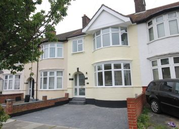 Thumbnail 3 bed terraced house for sale in Flora Gardens, Chadwell Heath, Essex