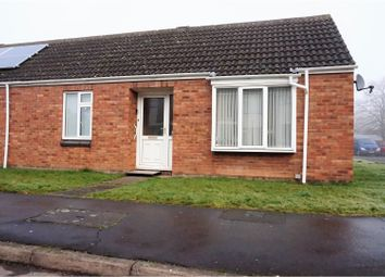 Thumbnail 2 bed semi-detached bungalow for sale in Wellesley Street, Taunton