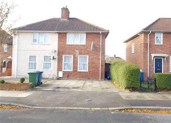 Thumbnail 2 bed semi-detached house for sale in Hinkler Road, Kenton, Harrow