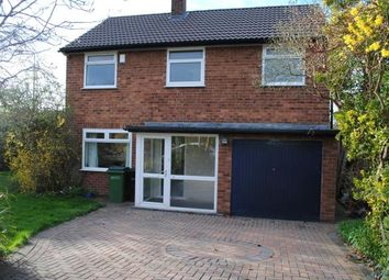 Thumbnail 3 bed detached house for sale in Radnormere Drive, Cheadle Hulme, Cheadle, Greater Manchester