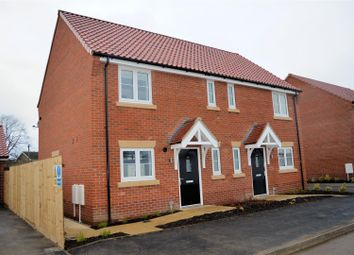Thumbnail 2 bed semi-detached house for sale in Segrave Road, King's Lynn