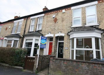 Thumbnail 3 bedroom terraced house to rent in Belvoir Street, Hull