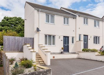 Thumbnail 3 bed semi-detached house for sale in Grange Road, Helston