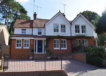 Thumbnail 3 bed semi-detached house for sale in Sandrock Hill Road, Farnham, Surrey