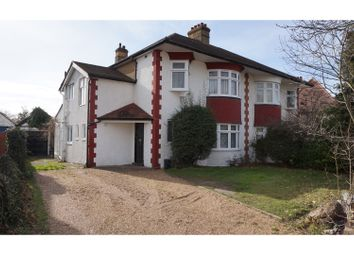 Thumbnail 4 bed semi-detached house for sale in Farnaby Road, Bromley