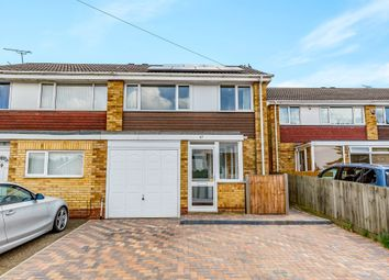 Thumbnail 3 bed semi-detached house for sale in St. Johns Road, Kettering