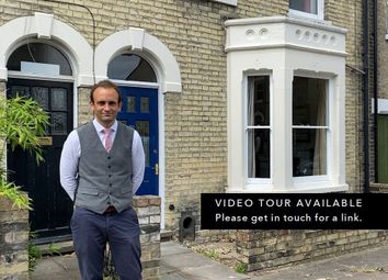 Thumbnail 3 bed terraced house for sale in Abbey Road, Cambridge