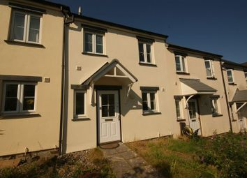 Thumbnail 3 bed terraced house to rent in 9 Talvenydh Court, Dennison Road, Bodmin