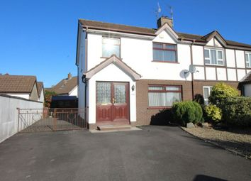Thumbnail 3 bed semi-detached house for sale in Henly Road, Carrickfergus
