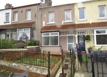 Thumbnail 2 bed terraced house for sale in Scurgill Terrace, Egremont