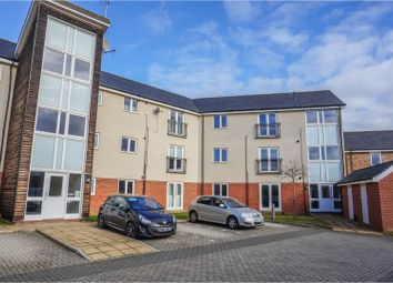 Thumbnail 3 bed flat for sale in Newport Road, Broughton