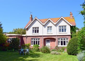 Thumbnail 8 bed detached house for sale in Fore Street, Budleigh Salterton