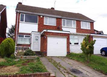 3 bed semi-detached house for sale in Beverley Close, Thurmaston, Leicester, Leicestershire LE4