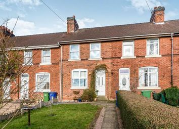 Thumbnail 3 bedroom terraced house for sale in Littleworth Road, Hednesford, Cannock, Staffordshire