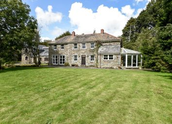 Thumbnail 5 bed detached house for sale in Plus 1 Bed Detached Annex, Camelford, Cornwall