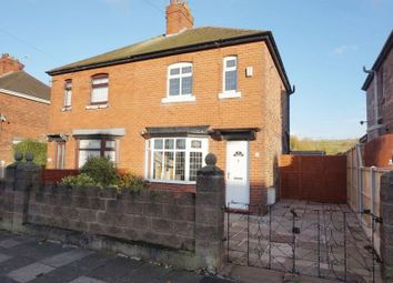 Thumbnail 2 bed semi-detached house for sale in Vivian Road, Longton, Stoke-On-Trent, Staffordshire