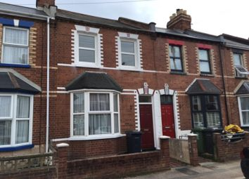 Thumbnail 2 bed terraced house to rent in Brunswick Street, St. Thomas, Exeter