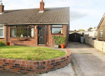Thumbnail 2 bed semi-detached bungalow for sale in Princess Drive, Sandbach