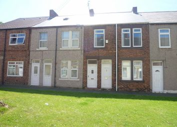 Thumbnail 2 bed flat to rent in Harrow Street, Shiremoor, Newcastle Upon Tyne
