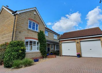 Thumbnail 4 bed detached house for sale in Mervyn Ball Close, Chard