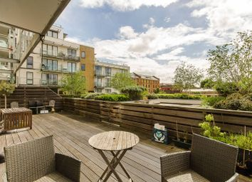 Thumbnail 2 bed flat to rent in Caspian Wharf, Bow