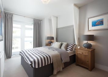 Thumbnail 2 bed flat for sale in Plot M2, Croft House, Carter's Quay, Poole, Dorset