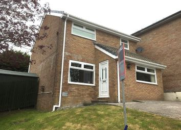 Thumbnail 3 bed detached house for sale in The Woodlands, Brackla, Bridgend.