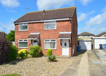 Thumbnail 2 bed semi-detached house for sale in Acorn Close, Ipswich