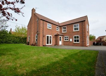 Thumbnail 4 bed detached house to rent in School Lane, Appleby, Scunthorpe