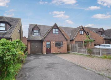 Thumbnail 4 bed detached house for sale in Queens Road, Minster On Sea, Sheerness