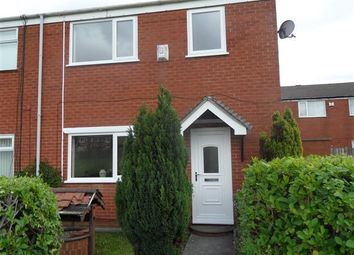 Thumbnail 3 bed end terrace house to rent in Witley Avenue, Moreton, Wirral