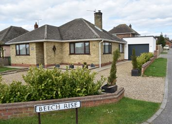 Thumbnail 3 bed detached bungalow for sale in Lords Lane, Bradwell, Great Yarmouth