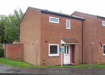 Thumbnail 2 bed town house for sale in Trent Road, Hinckley