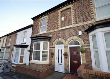 Thumbnail 3 bed terraced house for sale in Rodney Street, Tranmere, Birkenhead
