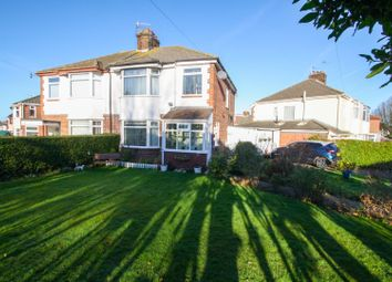 Thumbnail 3 bed semi-detached house for sale in Rigby Drive, Greasby, Wirral