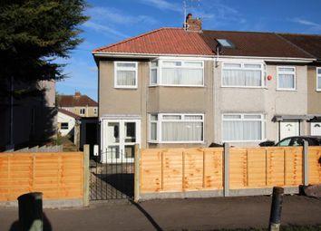 Thumbnail 4 bed end terrace house to rent in Filton Avenue, Filton, Bristol