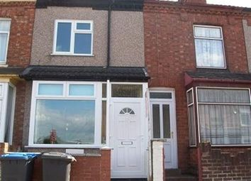Thumbnail 2 bedroom terraced house to rent in Gladstone Street, Rugby