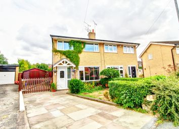 Thumbnail 3 bed semi-detached house for sale in Woodland Road, Rode Heath, Stoke-On-Trent