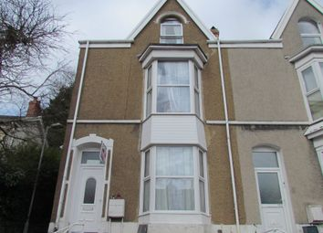 Thumbnail 6 bed property to rent in King Edward Road, Brynmill, Swansea