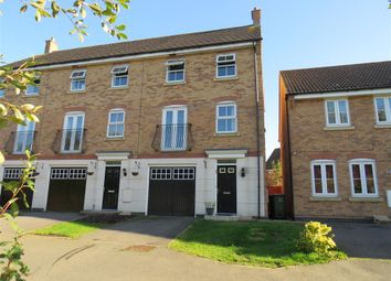3 bed terraced house for sale in Fieldfare Close, Corby NN18